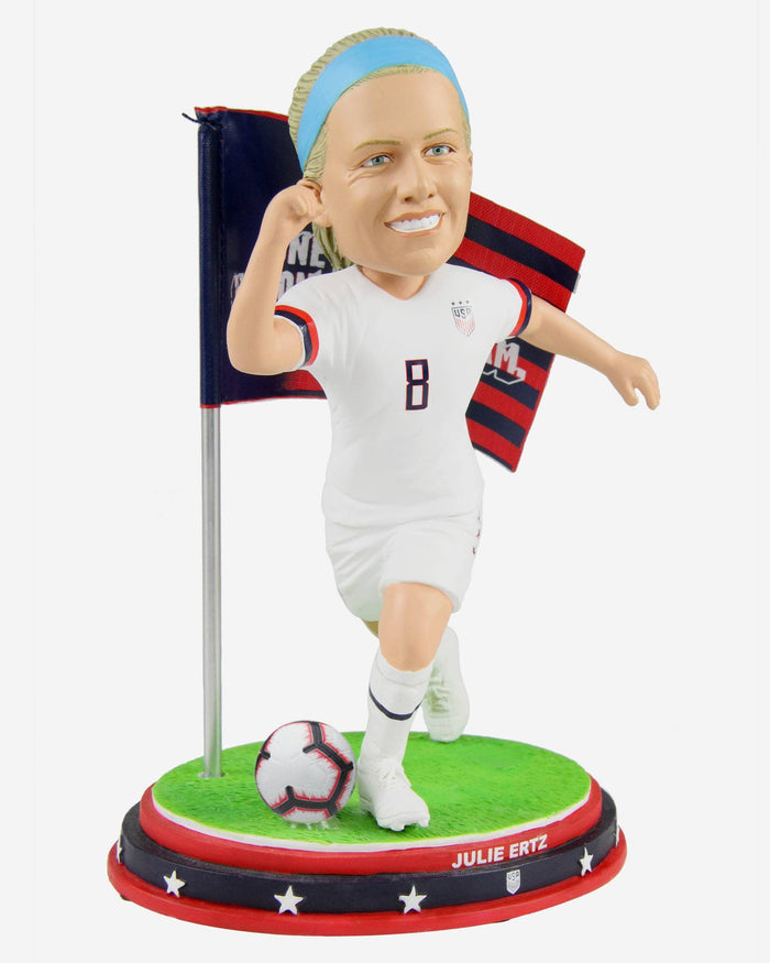 Julie Ertz US Womens National Soccer Team Bobblehead FOCO - FOCO.com