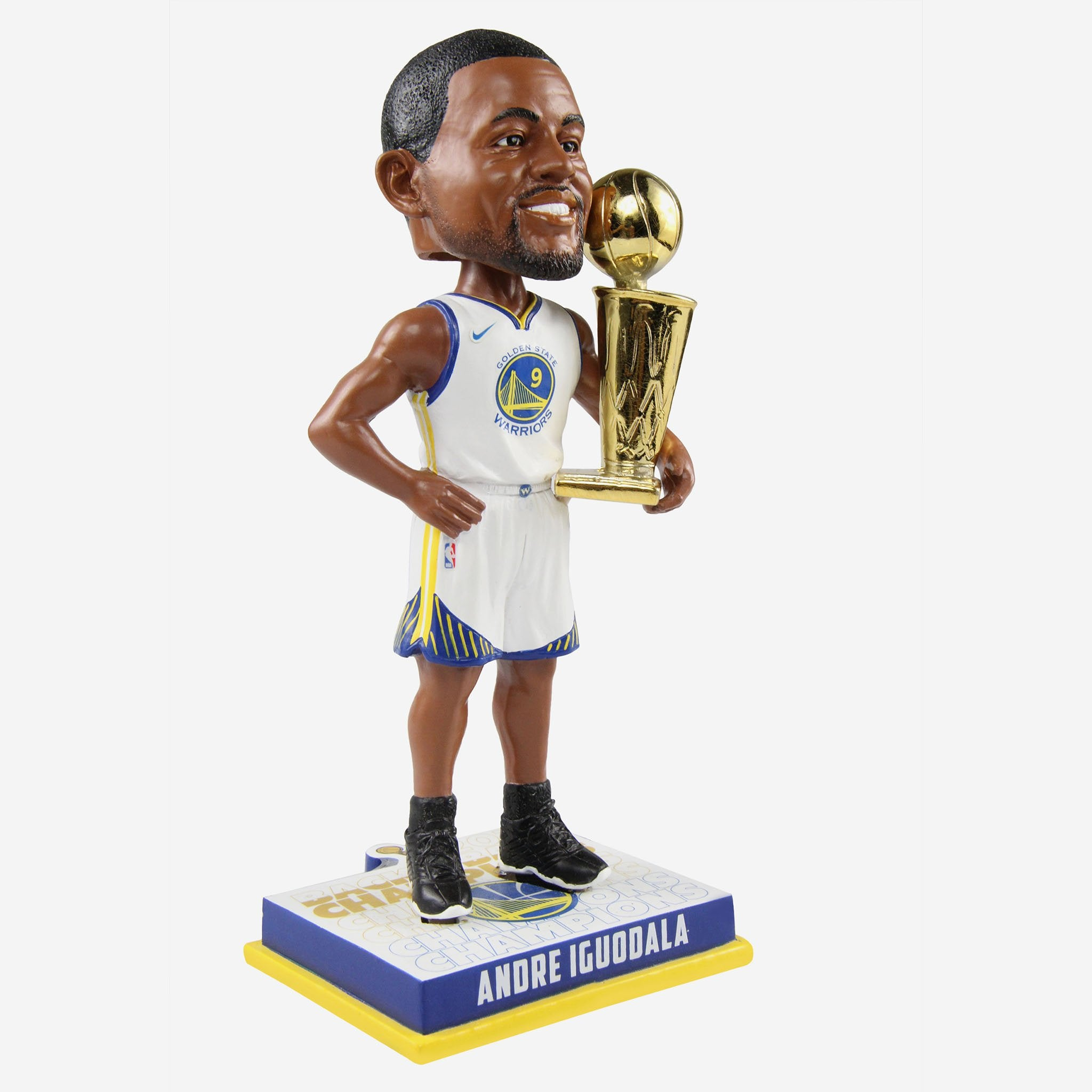 Andre Iguodala Golden State Warriors 2018 NBA Champions Bobblehead