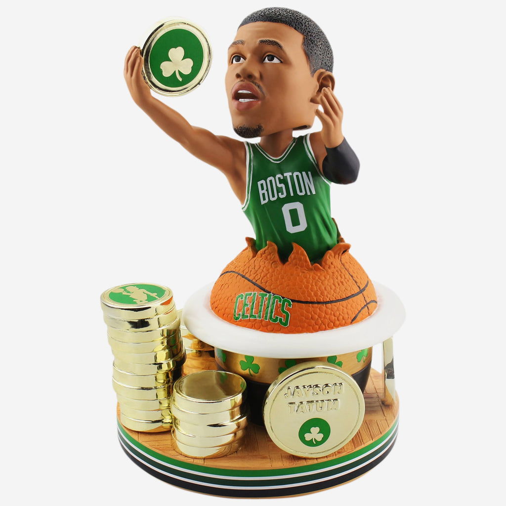Jayson Tatum Boston Celtics Breakthrough Series Bobblehead