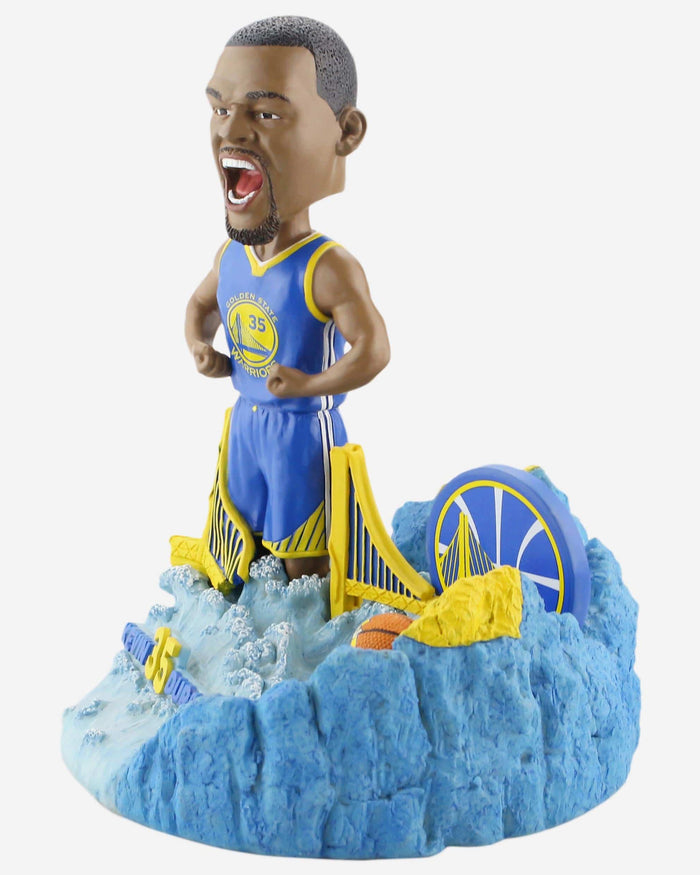 Kevin Durant Golden State Warriors Breakthrough Series Bobblehead FOCO - FOCO.com
