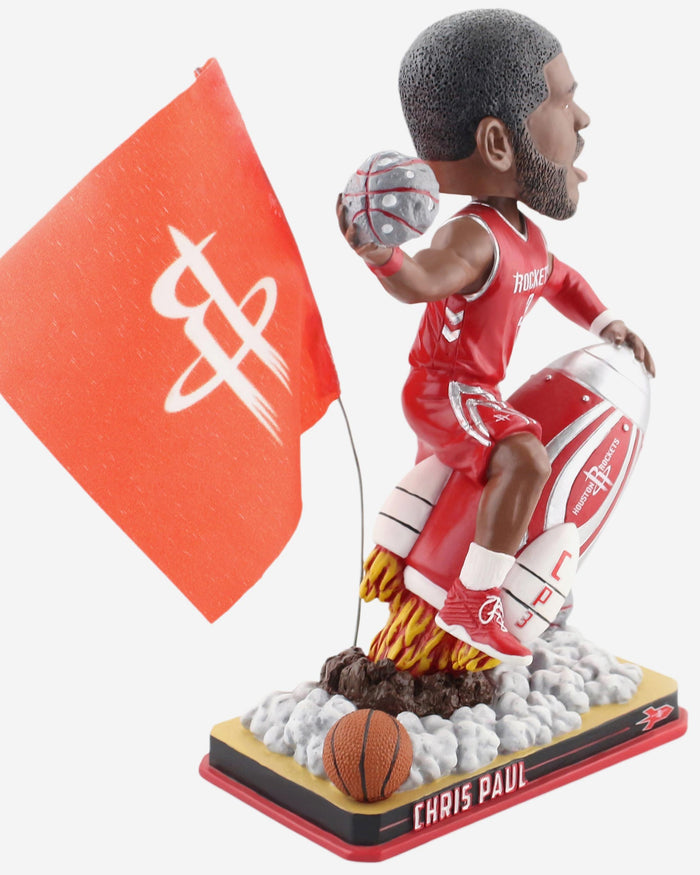 Chris Paul Houston Rockets Breakthrough Series Bobblehead FOCO - FOCO.com