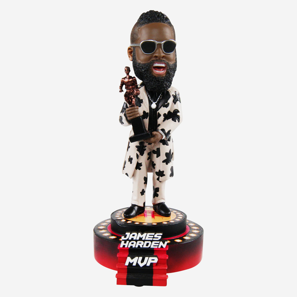 James Harden Houston Rockets League MVP Bobblehead