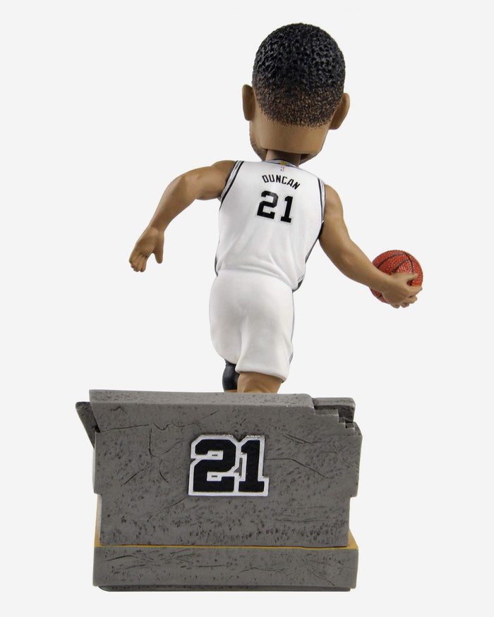 Tim Duncan San Antonio Spurs Big Fundamental Bobblehead FOCO - FOCO.com