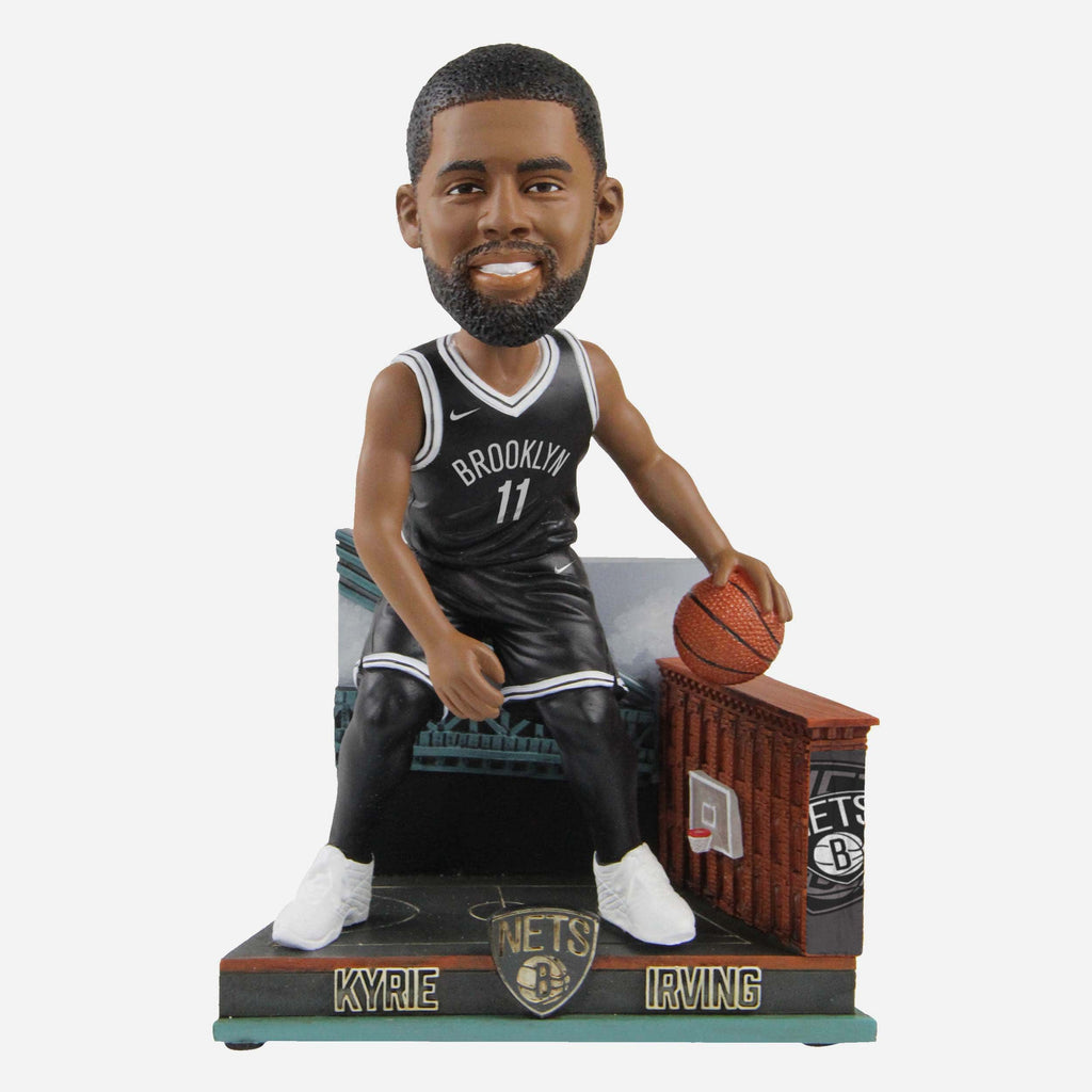 Kyrie Irving Brooklyn Nets Big 3 Bobblehead FOCO - FOCO.com