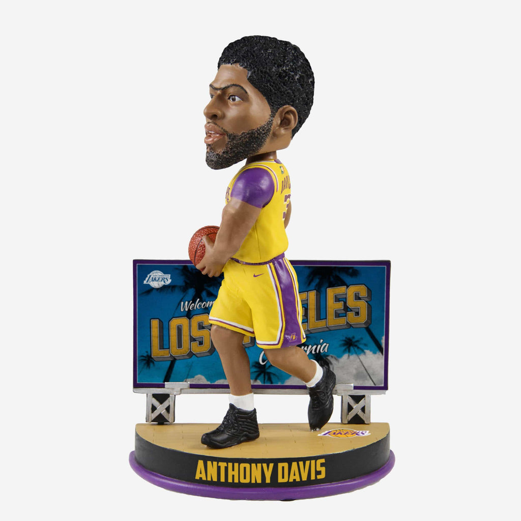 Anthony Davis Los Angeles Lakers Billboard Bobblehead FOCO - FOCO.com