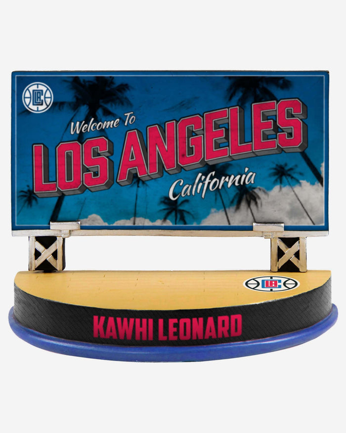 Kawhi Leonard Los Angeles Clippers Billboard Bobblehead FOCO - FOCO.com