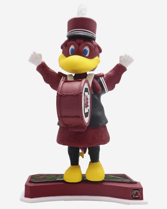 Cocky South Carolina Gamecocks Halftime Heroes Mascot Bobblehead FOCO - FOCO.com