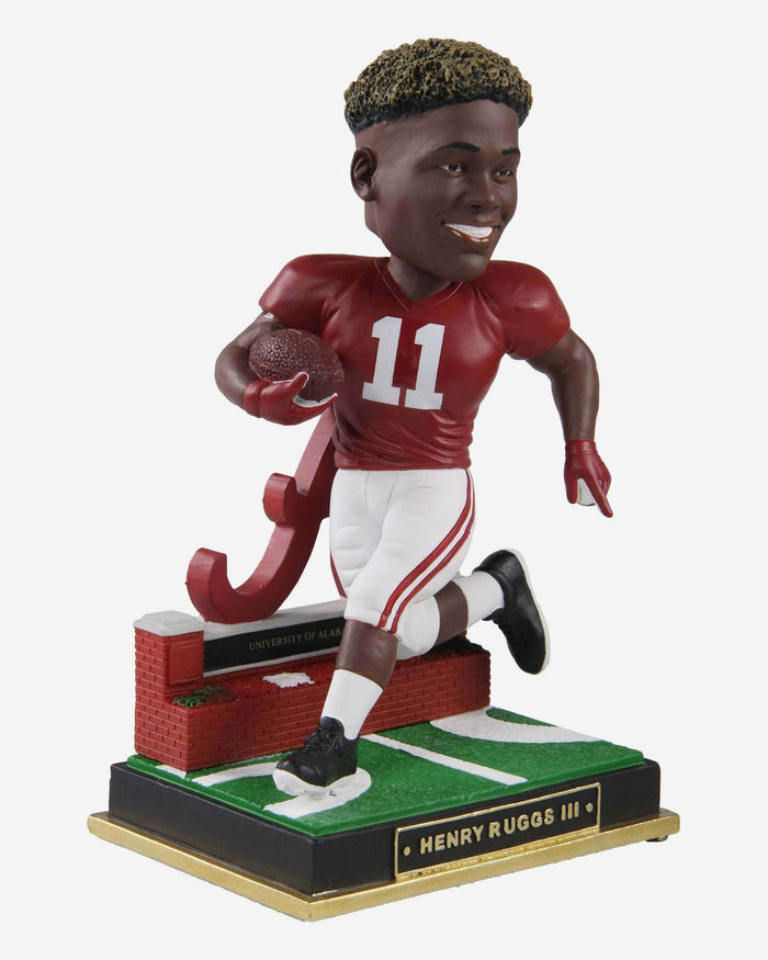 Henry Ruggs III Alabama Crimson Tide Gate Series Bobblehead FOCO - FOCO.com