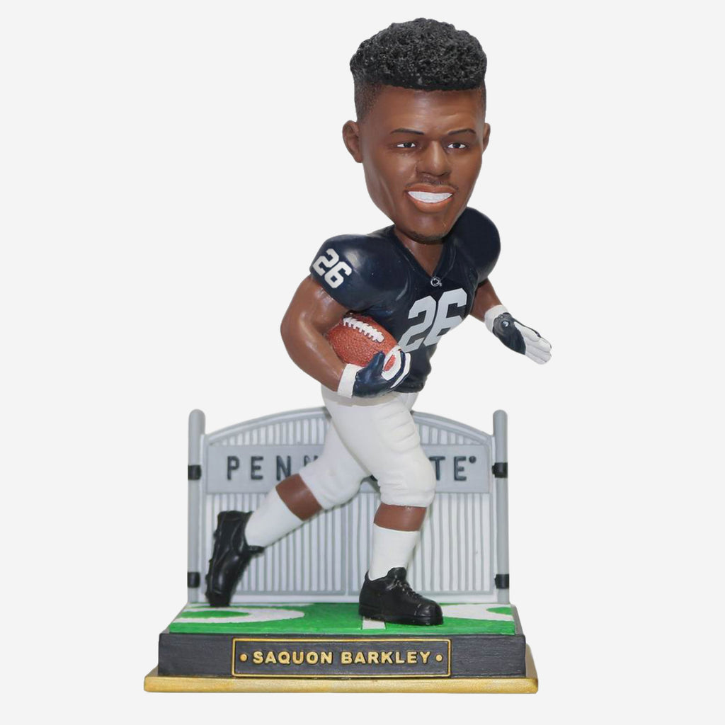 Saquon Barkley Penn State Nittany Lions Gates Series Bobblehead