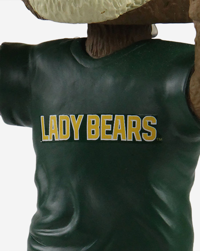 Baylor Bears NCAA Womens Basketball 3X National Champions Mascot Bobblehead FOCO - FOCO.com