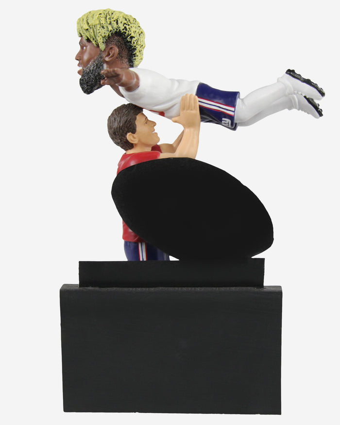 Eli Manning and Odell Beckham Jr New York Giants Dancing Bobblehead FOCO - FOCO.com