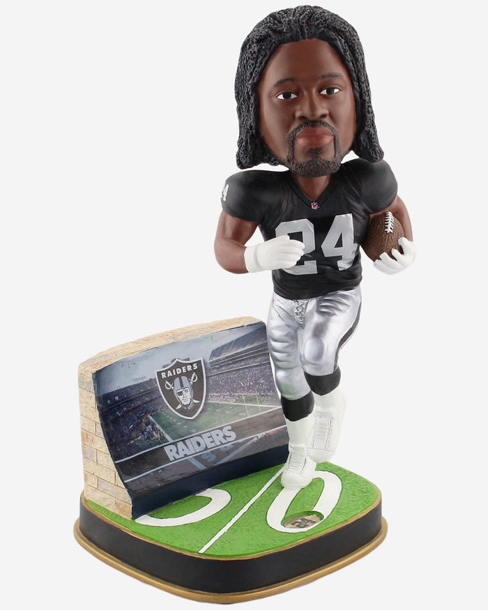 Marshawn Lynch Las Vegas Raiders Game Day Stadium Bobblehead FOCO - FOCO.com
