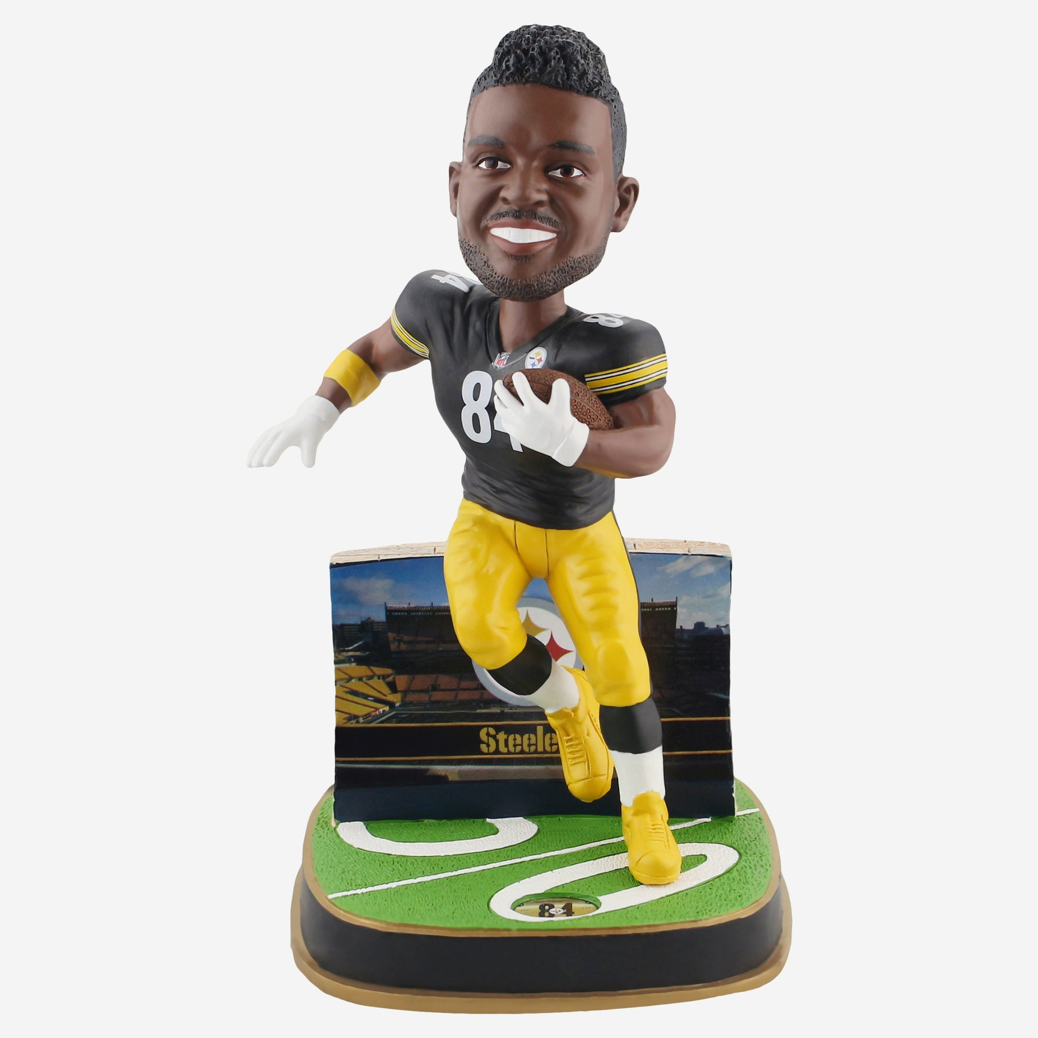 Antonio Brown Pittsburgh Steeelers Game Day Stadium Bobblehead