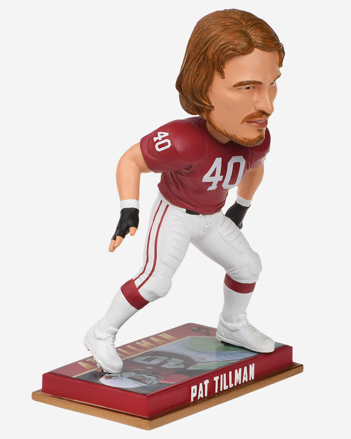 Pat Tillman Arizona Cardinals Retired Bobblehead FOCO - FOCO.com