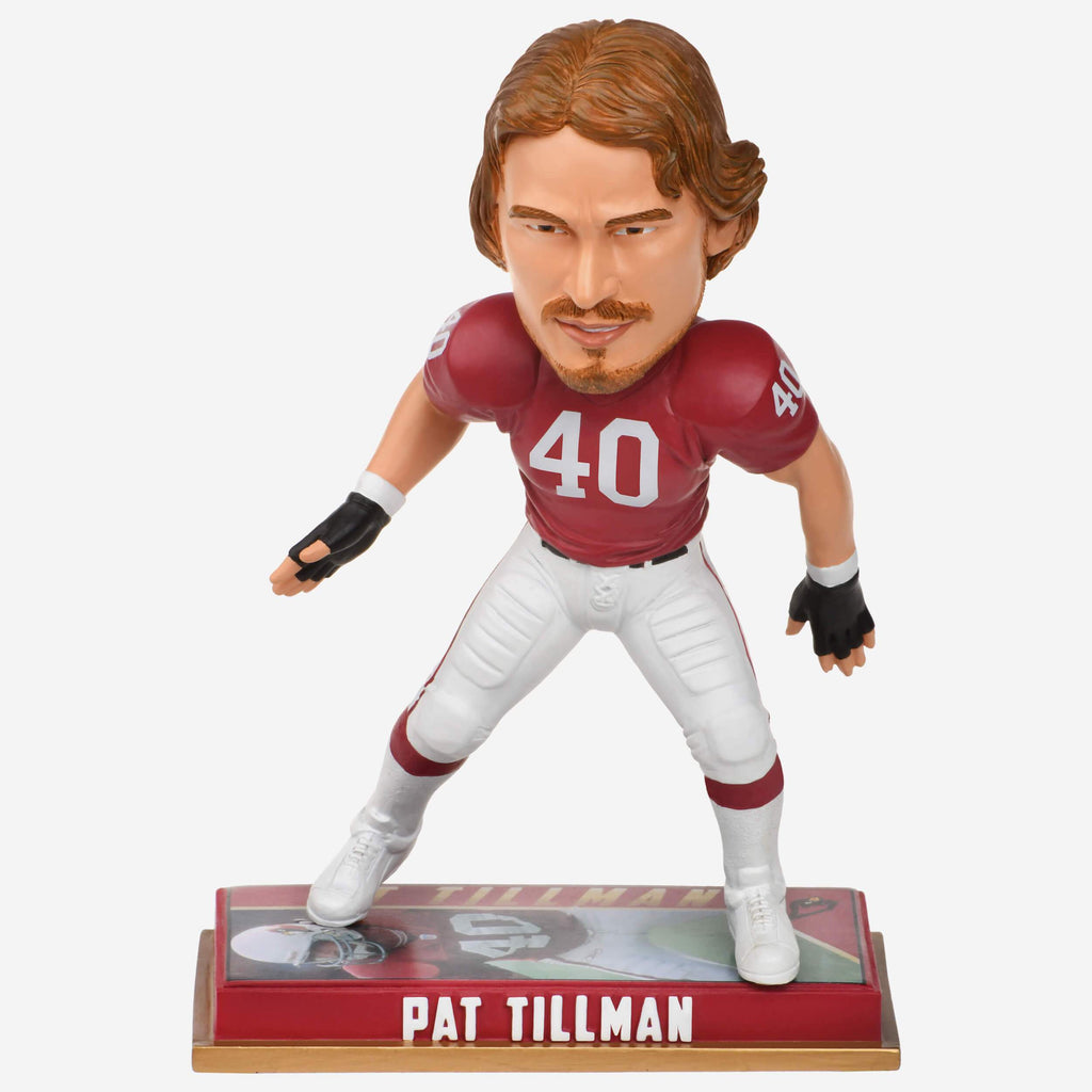 Pat Tillman Arizona Cardinals Retired Bobblehead