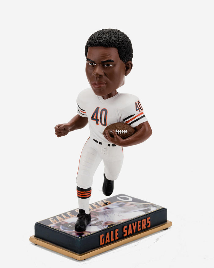 Gale Sayers Chicago Bears Retired Bobblehead FOCO - FOCO.com