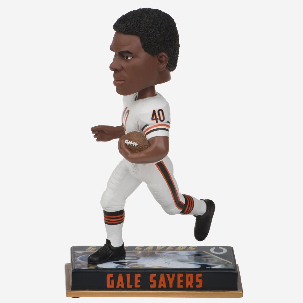 Gale Sayers Chicago Bears Retired Bobblehead