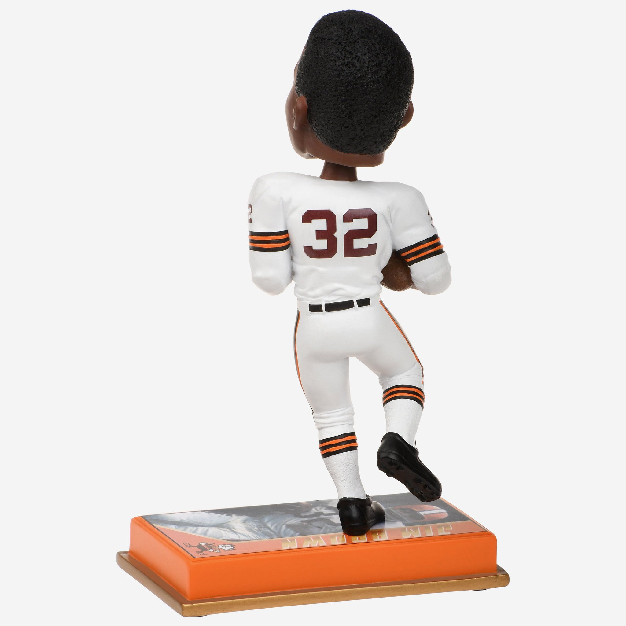 Jim Brown Cleveland Browns Retired Bobblehead FOCO - FOCO.com