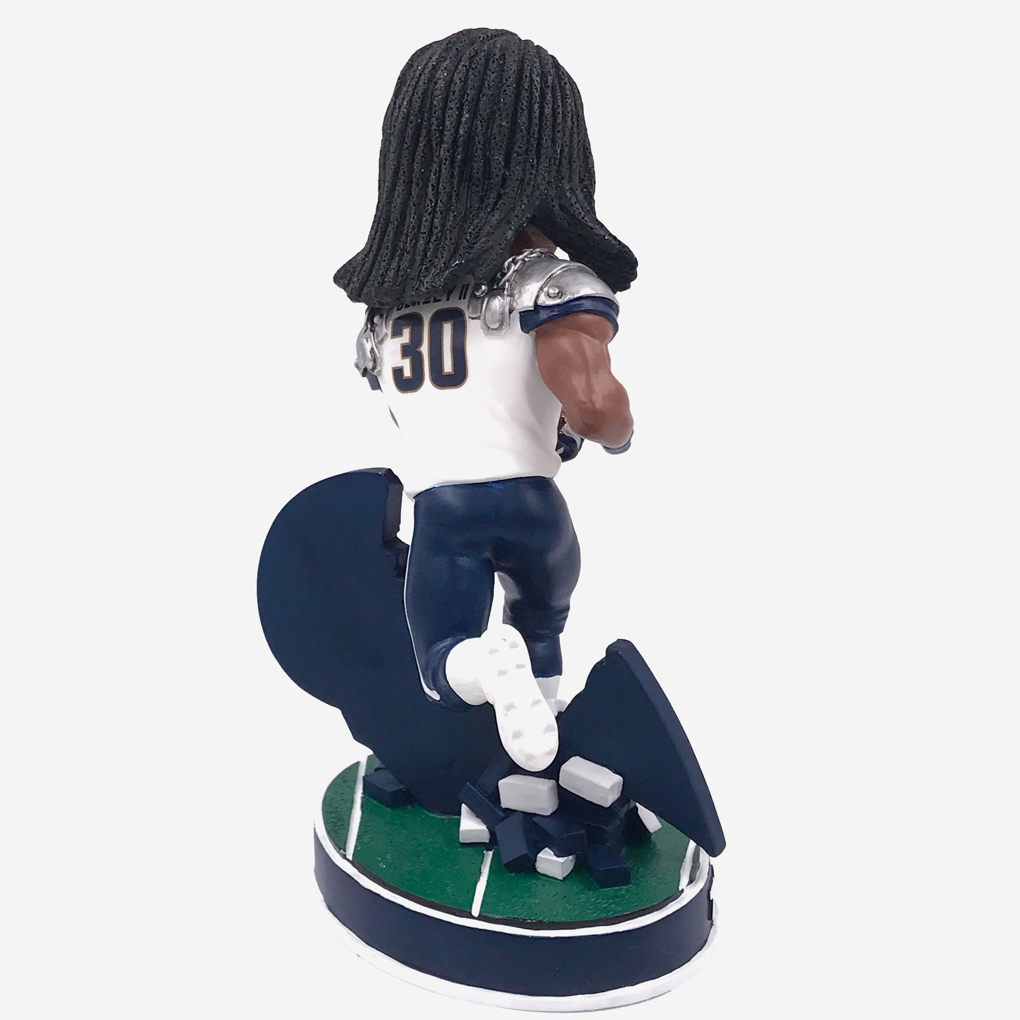 Todd Gurley Los Angeles Rams Action Pose Bobblehead FOCO - FOCO.com