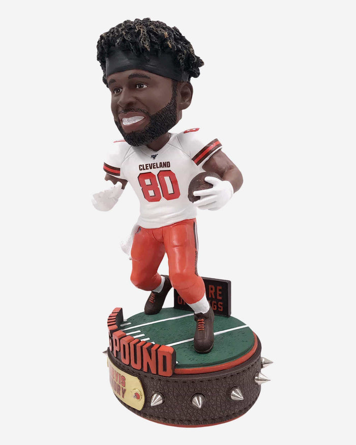 Jarvis Landry Cleveland Browns Dawg Pound Series Bobblehead FOCO - FOCO.com