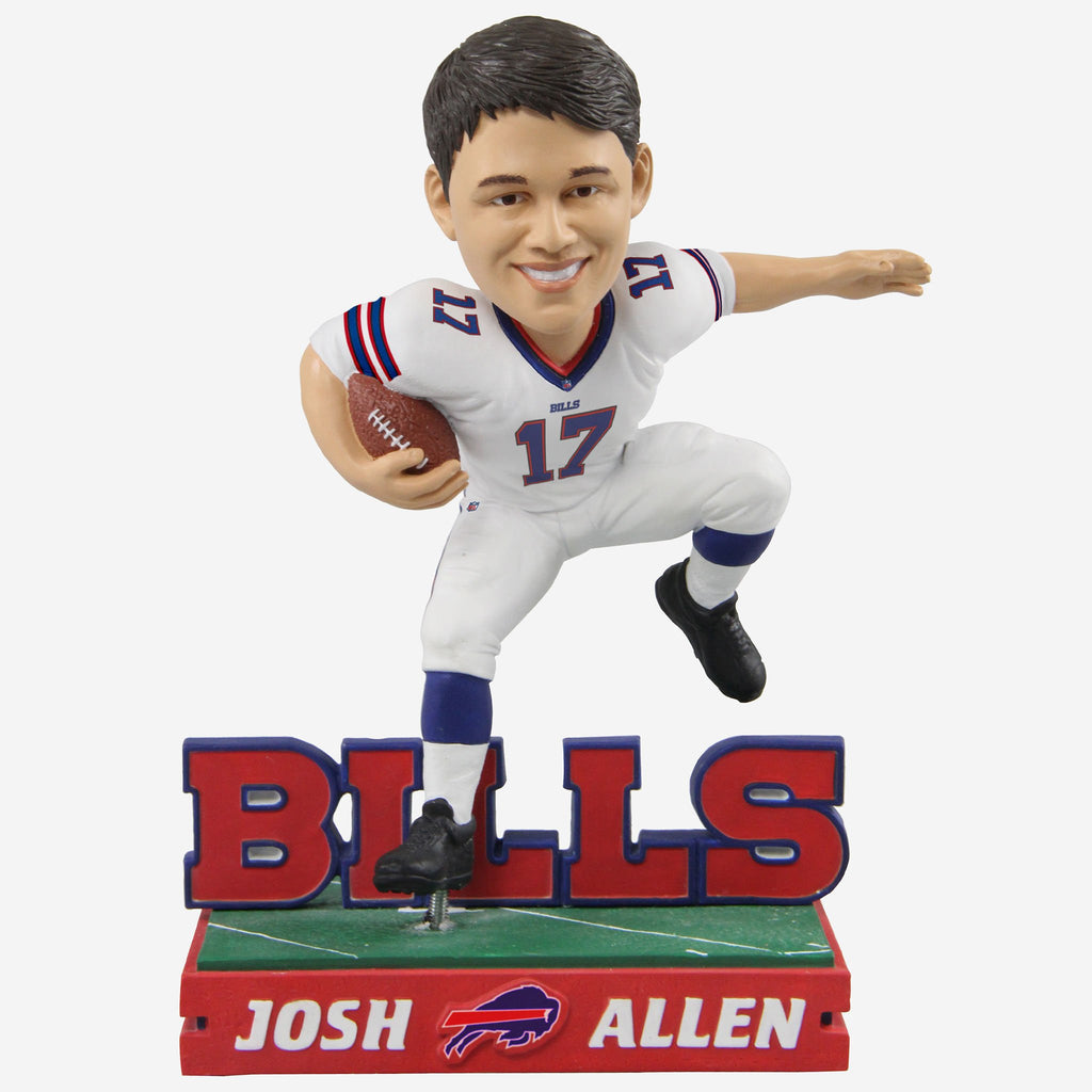 Josh Allen Buffalo Bills Hurdle Bobblehead