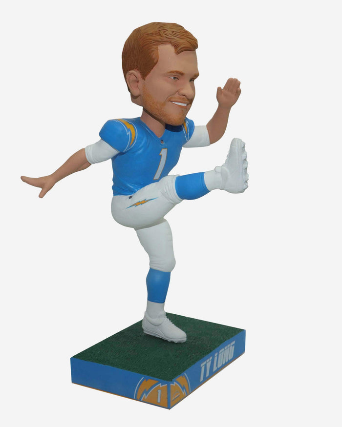 Ty Long Los Angeles Chargers Side Kicks Bobblehead FOCO - FOCO.com