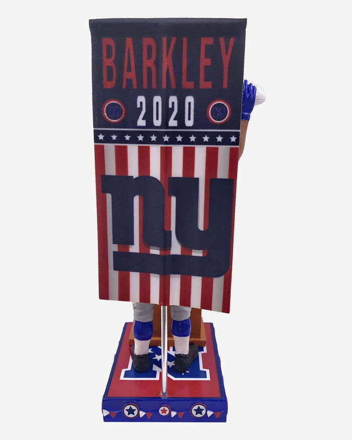 Saquon Barkley New York Giants Swing Vote Series Bobblehead FOCO - FOCO.com