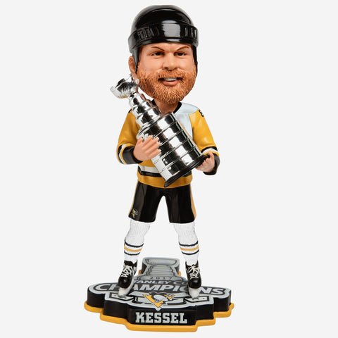 Phil Kessel Pittsburgh Penguins 2017 Stanley Cup Champions Bobblehead