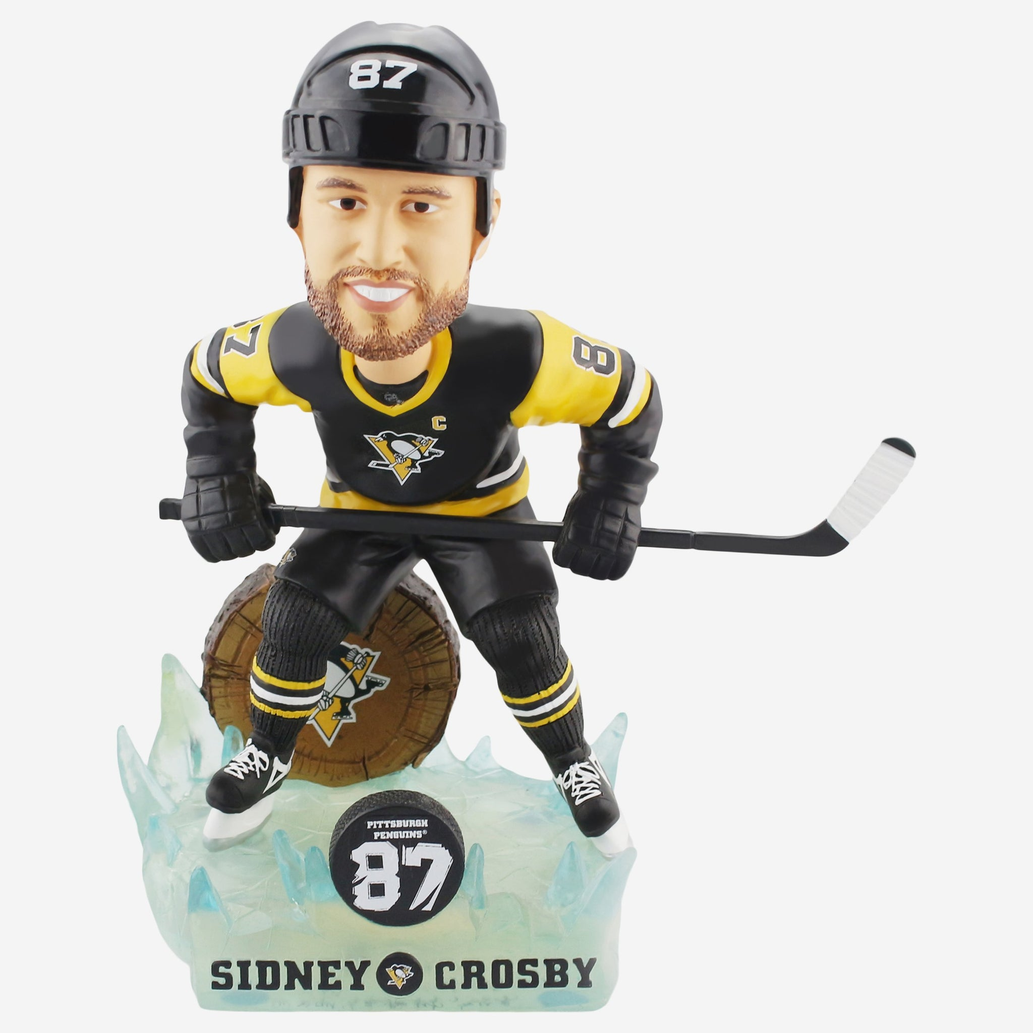 Sidney Crosby Pittsburgh Penguins Tundra Series Bobblehead