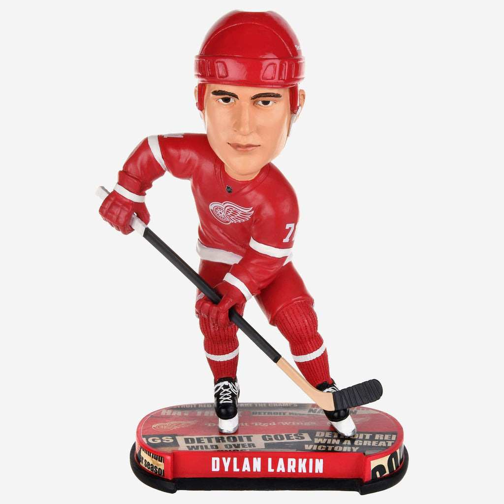 Dylan Larkin Detroit Red Wings Headline Bobblehead FOCO - FOCO.com