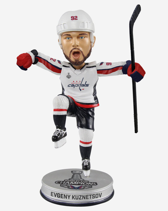 Evgeny Kuznetsov Washington Capitals Bird Celebration Bobblehead FOCO - FOCO.com