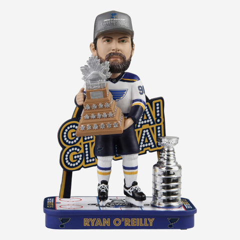Ryan O'Reilly St Louis Blues Gloria Gloria Bobblehead