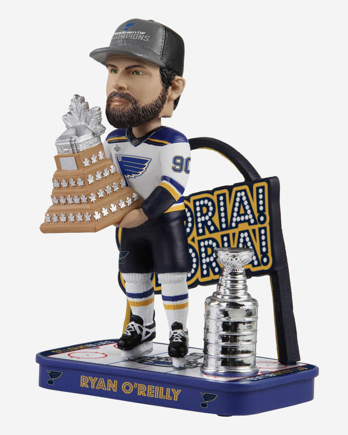 Ryan O'Reilly St Louis Blues Gloria Gloria Bobblehead FOCO - FOCO.com