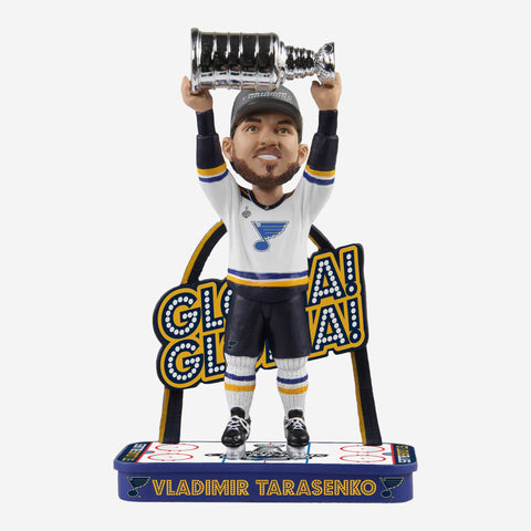 Vladimir Tarasenko St Louis Blues Gloria Gloria Bobblehead