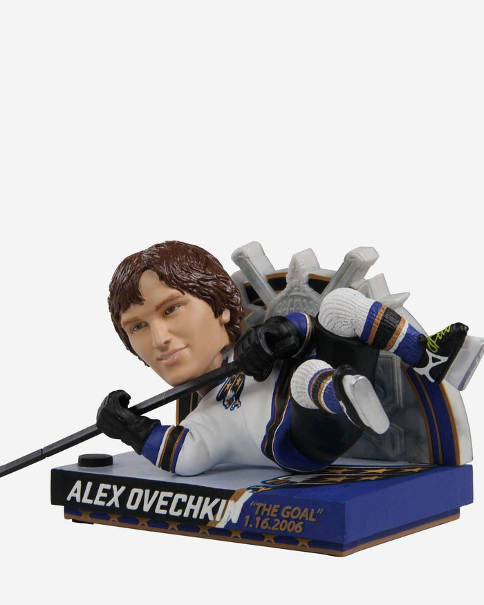 Alexander Ovechkin Washington Capitals The Goal Bobblehead FOCO - FOCO.com