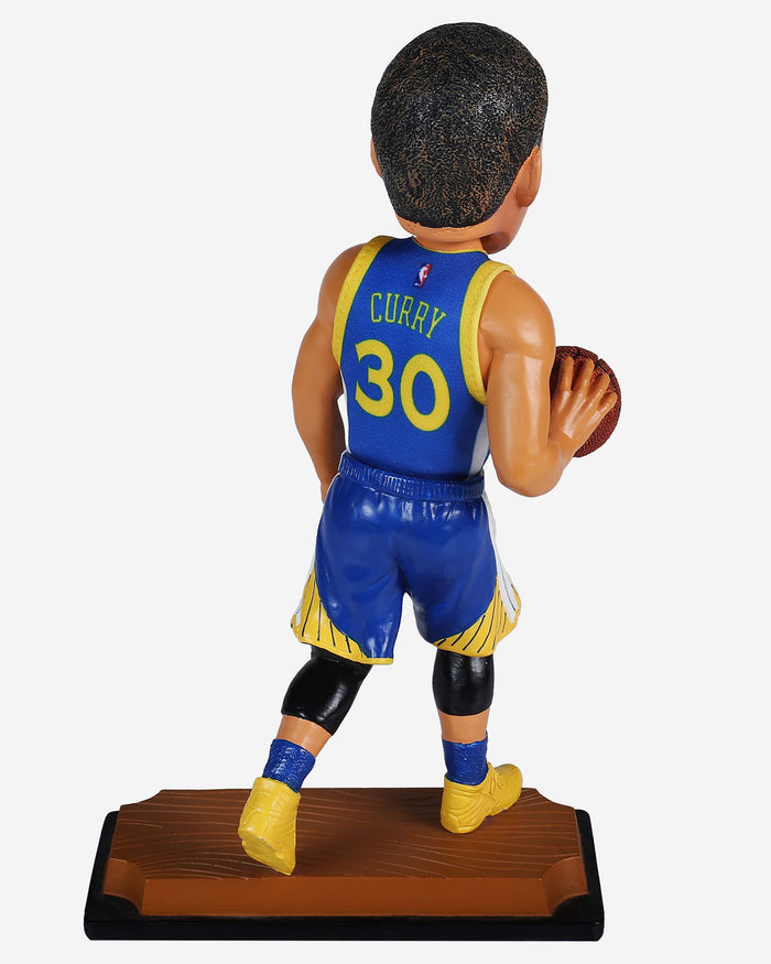 Steph Curry Golden State Warriors 2015 NBA MVP Bobblehead FOCO - FOCO.com