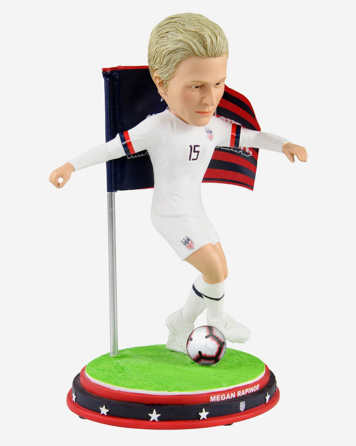 Megan Rapinoe US Womens National Soccer Team Bobblehead FOCO - FOCO.com