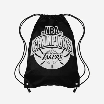 FOCO NHL unisex-adult Printed Player Name Drawstring Backpack