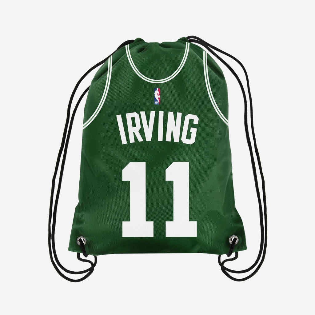 Kyrie Irving Boston Celtics Player Drawstring Backpack FOCO - FOCO.com