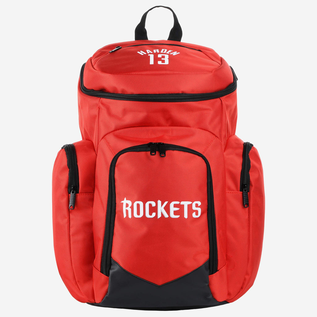 James Harden Houston Rockets Traveler Backpack