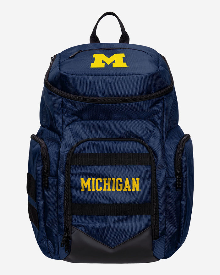 Michigan Wolverines Carrier Backpack FOCO - FOCO.com