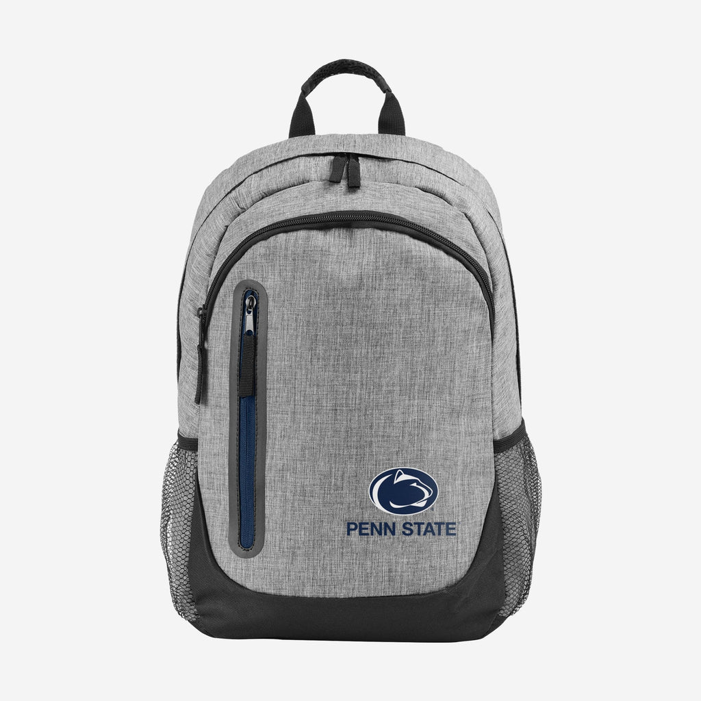 Penn State Nittany Lions Heather Grey Bold Color Backpack