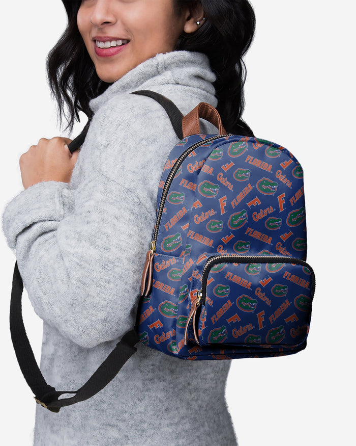 Florida Gators Printed Collection Mini Backpack FOCO - FOCO.com
