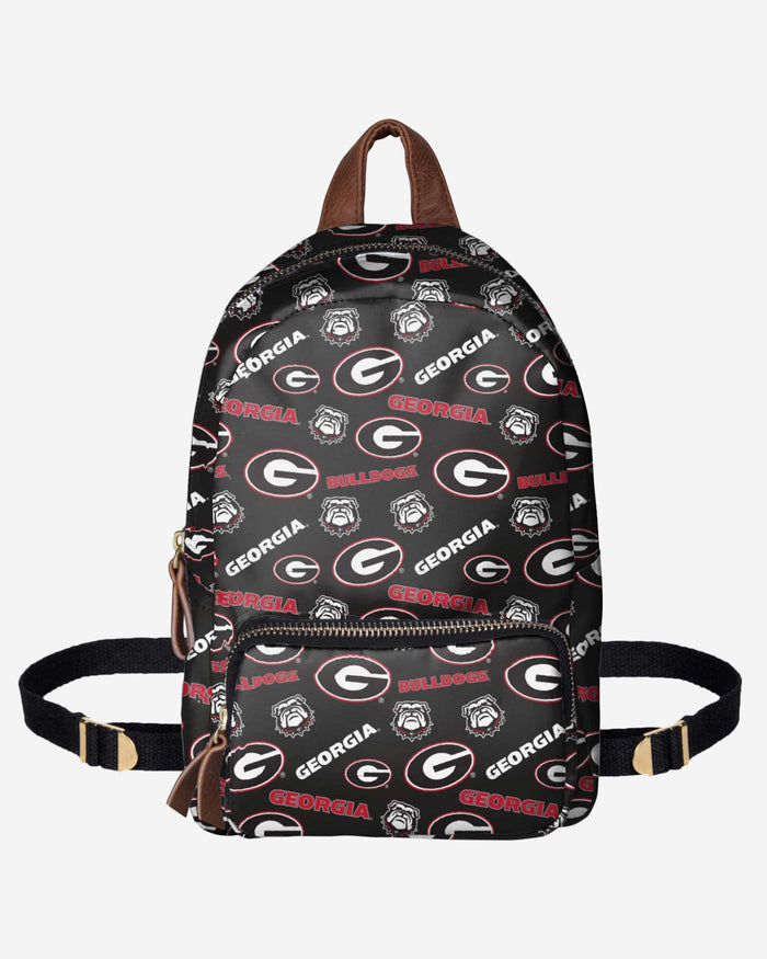Georgia Bulldogs Printed Collection Mini Backpack FOCO - FOCO.com