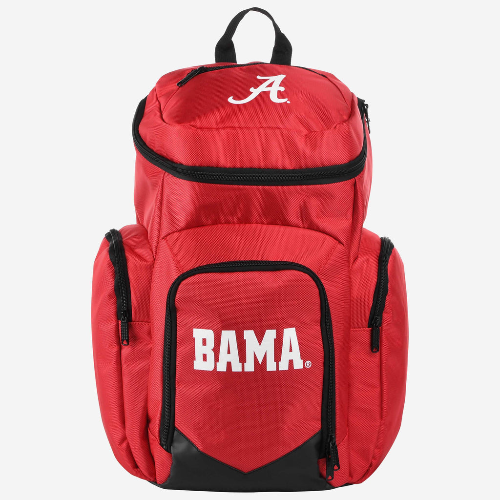 Alabama Crimson Tide Traveler Backpack FOCO - FOCO.com