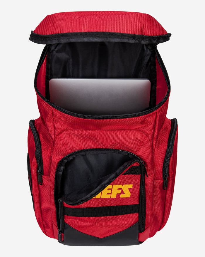 Kansas City Chiefs Carrier Backpack FOCO - FOCO.com