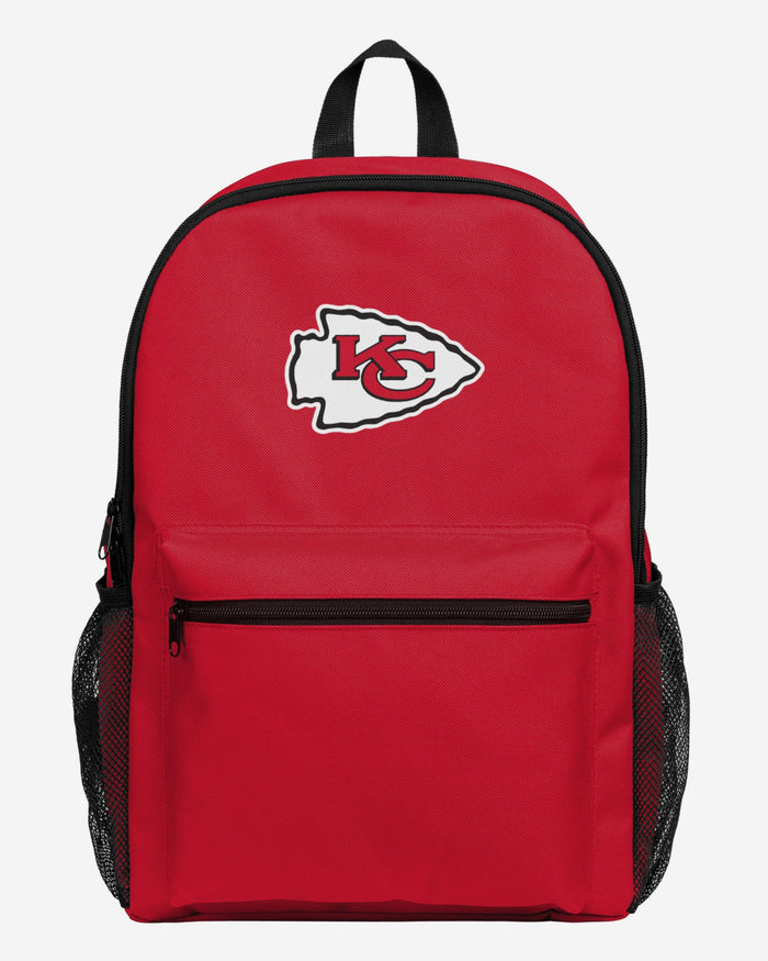 Kansas City Chiefs Legendary Logo Backpack FOCO - FOCO.com