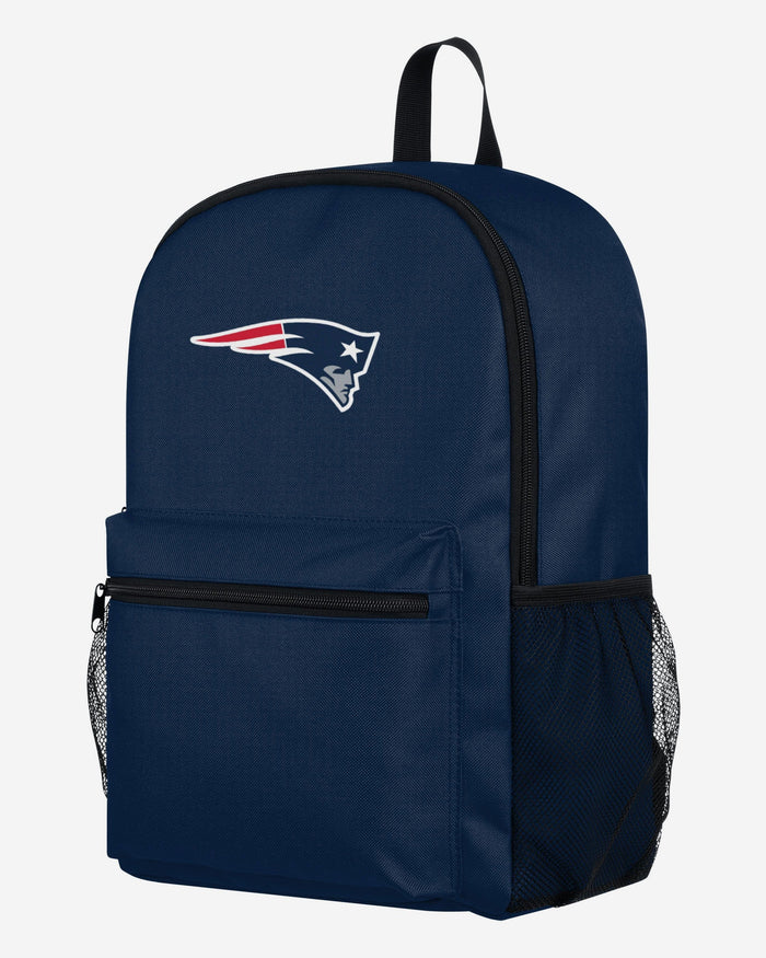 New England Patriots Legendary Logo Backpack FOCO - FOCO.com