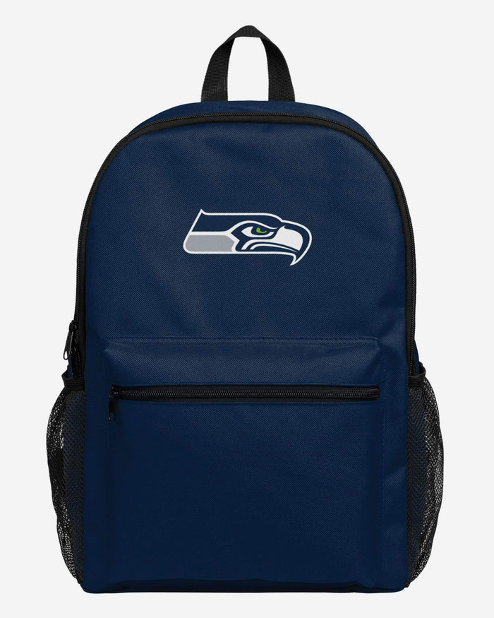 Seattle Seahawks Legendary Logo Backpack FOCO - FOCO.com