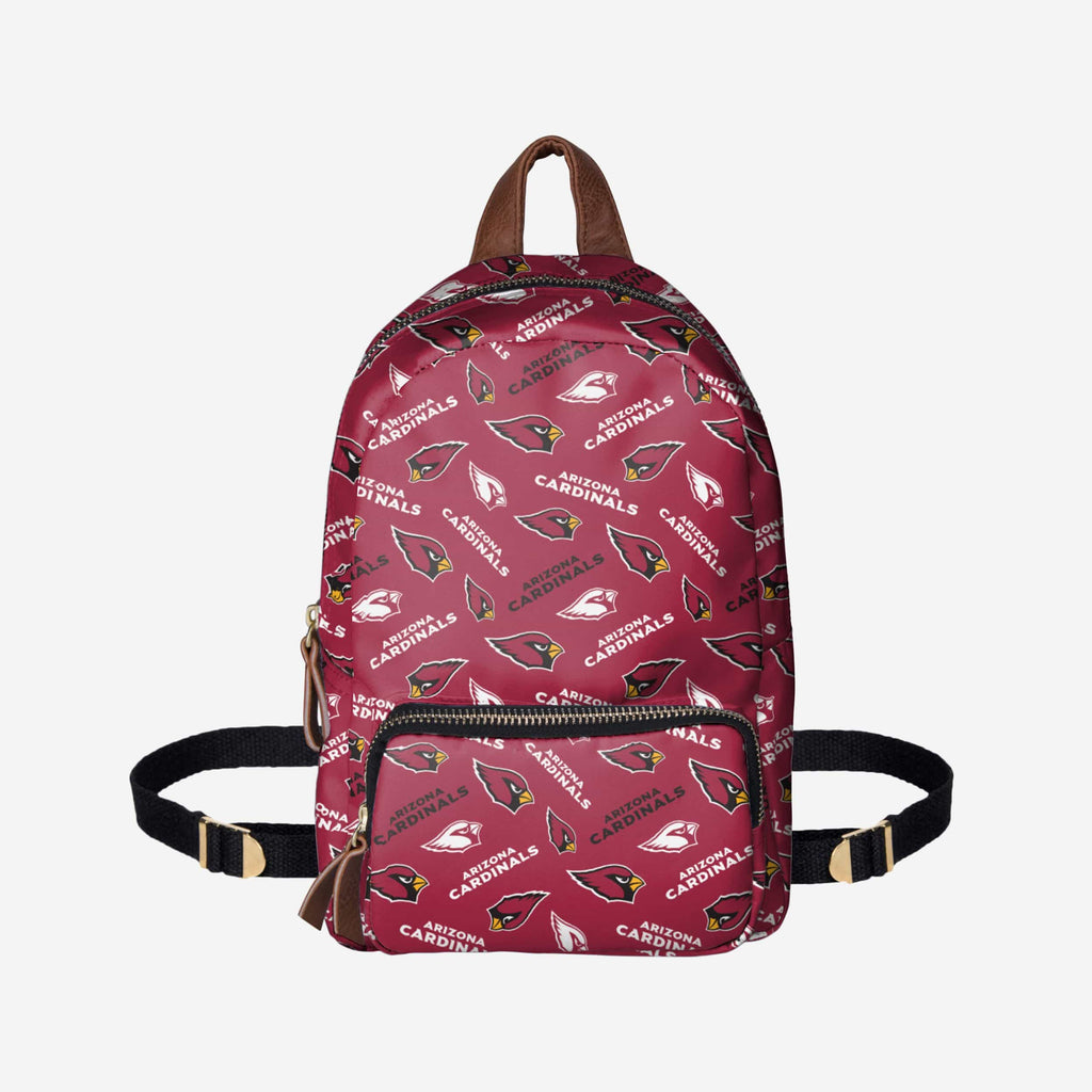 Arizona Cardinals Printed Collection Mini Backpack FOCO - FOCO.com